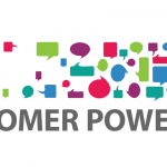The customer holds the POWER
